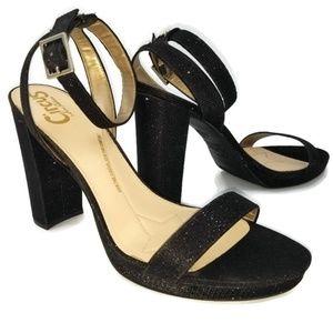 Circus Sam Edelman Annette black sandals 11